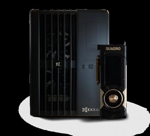 Quadro GP100 GPUs