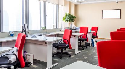NVIDIA Iray Office Photo