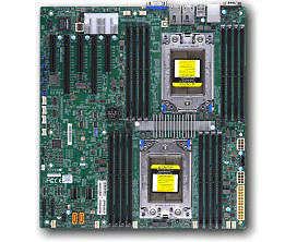 Supermicro MBD-H11DSI-O Server Motherboard - Dual Socket SP3 - Retail