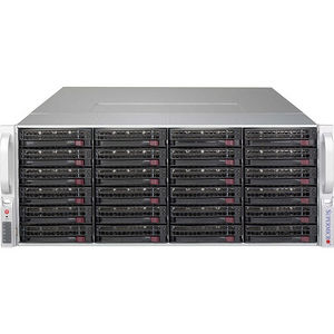 Supermicro CSE-847BE1C-R1K28WB SuperChassis 847BE1C-R1K28WB (Black)