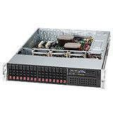 Supermicro CSE-213A-R720LPB SC213A-R720LPB 2U Rackmount Enclosure
