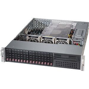 Supermicro CSE-213AC-R920LPB SuperChassis 213AC-R920LPB (Black) 2U Server Case
