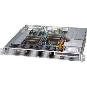 Supermicro CSE-514-R400C SuperChassis 514-R400C (No Paint) 1U Server Case