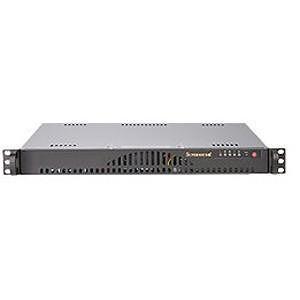 Supermicro CSE-512L-200B SuperChassis SC512L-200B 1U Rackmount Enclosure