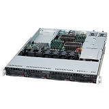 Supermicro CSE-815TQ-R500UB SuperChassis 815TQ-R500UB System Cabinet