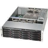 Supermicro CSE-836BE1C-R1K03B SuperChassis 836BE1C-R1K03B (black) 3U Server Case
