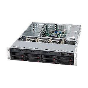 Supermicro CSE-829TQ-R920UB SuperChassis SC829TQ-R920UB 2U Rackmount Enclosure