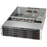 Supermicro CSE-836BE2C-R1K03B SuperChassis 836BE2C-R1K03B (Black) 3U Server Case