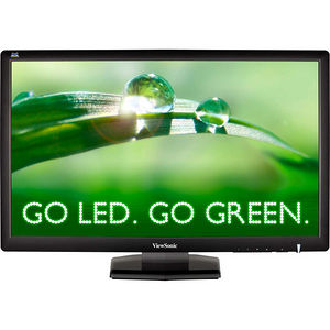 "ViewSonic VX2703MH-LED 27"" LED LCD Monitor - 16:9 - 3 ms"