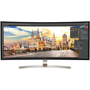 "LG 38CB99-W Ultrawide 38"" LCD Monitor - 21:9 - 14 ms"