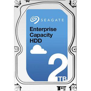 "Seagate ST2000NM0125 2 TB 3.5"" Internal Hard Drive - SATA"