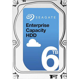 "Seagate ST6000NM0185 6 TB 3.5"" Internal Hard Drive - SATA"