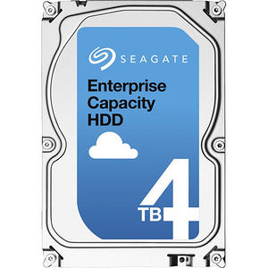 "Seagate ST4000NM0035 4TB 7200RPM 3.5"" SATA 6Gb/s 128MB Cache Enterprise HDD"