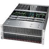 Supermicro SYS-4028GR-TR2 4U Rackmount Barebone - Intel C612 - 2X Socket LGA 2011-v3 - 8X GPU