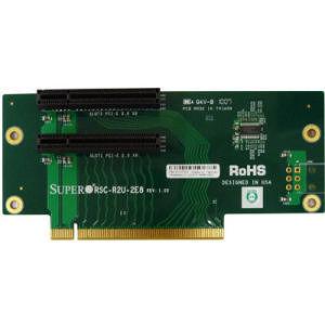 Supermicro RSC-R2U-2E8 Riser Card