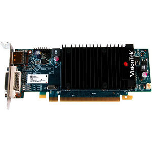 VisionTek 900320 Radeon 5450 Graphic Card - 650 MHz Core - 1 GB DDR3 SDRAM - PCI-E 2.0 x16 - LP