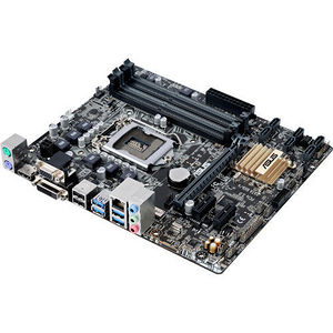 ASUS B150M-A D3 Desktop Motherboard - Intel Chipset - Socket H4 LGA-1151