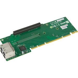 Supermicro AOC-2UR66-I4G 2U Ultra Riser with 4-Port GbE