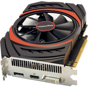 VisionTek 900806 Radeon R7 360 Graphic Card - 1.05 GHz Core - 2 GB GDDR5