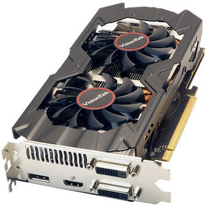 VisionTek 900808 Radeon R9 380 Graphic Card - 970 MHz Core - 2 GB GDDR5 - PCI Express 3.0 x16