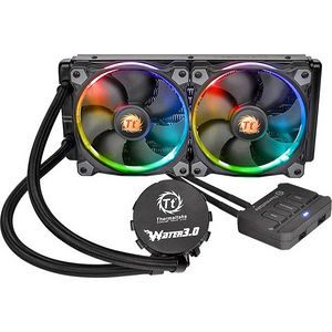 Thermaltake CL-W107-PL12SW-A Cooling Fan/Radiator