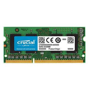Crucial CT204864BF160B 16GB (1 x 16 GB) DDR3 SDRAM Memory Module