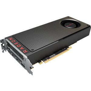 VisionTek 900898 Radeon RX 480 Graphic Card - 1.12 GHz Core - 8 GB GDDR5 - PCI Express 3.0 x16