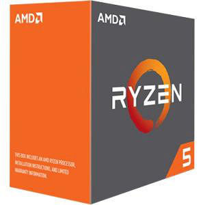 AMD YD160XBCM6IAE Ryzen 5 1600X Hexa-core (6 Core) 3.60 GHz Processor - Socket AM4 - OEM Pack