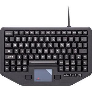 Panasonic IK-TR-911-RED-P Ikey Full-travel Keyboard