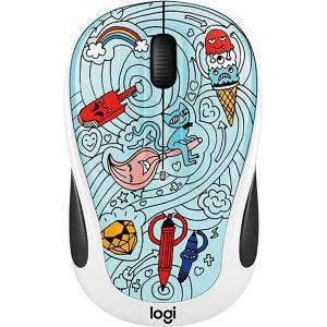 Logitech 910-005027 Doodle Collection M325c Wireless Mouse