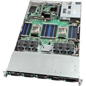 Intel VRN2208WAF8 2U Rack-mountable Barebone - C612 Chipset - Socket R3 LGA-2011 - 2 x CPU Support