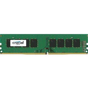 Crucial CT4G4DFS824A 4GB DDR4 SDRAM Memory Module - non-ECC - Unbuffered