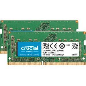Crucial CT2K8G4S24AM 16GB (2 x 8 GB) DDR4 SDRAM Memory Module - Non-ECC - Unbuffered