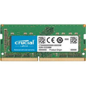 Crucial CT16G4S24AM 16GB DDR4 SDRAM Memory Module - Non-ECC - Unbuffered