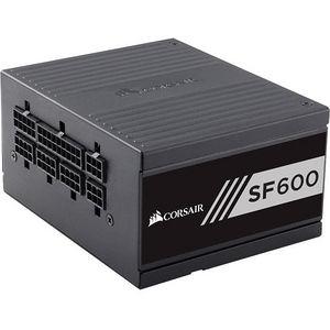 Corsair CP-9020105-NA SF Series SF600 - 600 Watt 80 PLUS Gold Certified High Performance SFX PSU