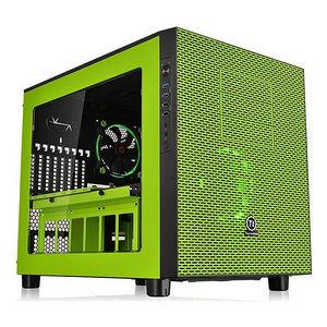 Thermaltake CA-1E8-00M8WN-00 Core X5 Riing Edition E-ATX Cube Chassis