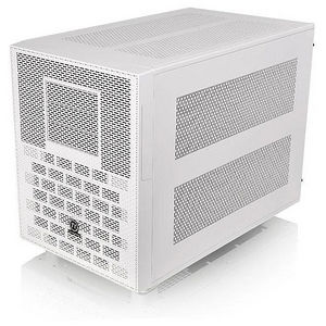 Thermaltake CA-1D8-00F6WN-00 Core X9 Snow Edition Computer Case - Cube - White