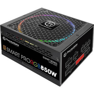 Thermaltake PS-SPR-0850FPCBUS-R Smart Pro RGB 850W Bronze Fully Modular