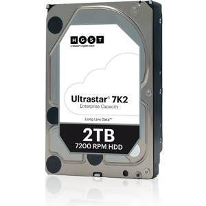 """HGST 1W10002 HUS722T2TALA604 2 TB SATA 3.5"""" 128 MB Cache 7200 RPM Hard Drive"""