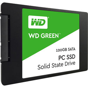 "WD WDS120G1G0A Green 120 GB 2.5"" Internal Solid State Drive - SATA"