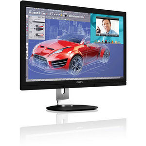"Philips 272P4QPJKEB Brilliance 27"" LED LCD Monitor - 16:9 - 6 ms"
