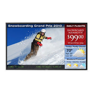 "ViewSonic CD5233 52"" LCD Monitor - 16:9 - 8 ms"