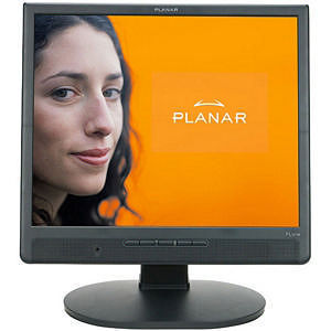 "Planar 997-3113-00 PL1191M 19"" LCD Monitor - 4:3 - 5 ms"