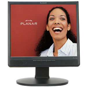 "Planar 997-3111-00 PL1711M 17"" LCD Monitor - 4:3 - 5 ms"