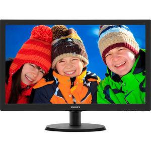 """Philips 223V5LHSB V-line 21.5"""" LED LCD Monitor - 16:9 - 5 ms"""