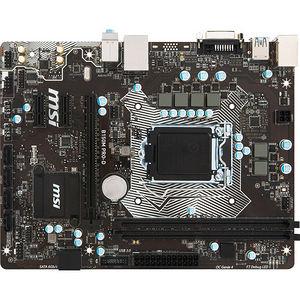 MSI B150M PRO-D Desktop Motherboard - Intel Chipset - Socket H4 LGA-1151