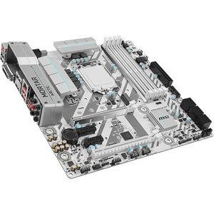 MSI B250M MORTAR ARCTIC Desktop Motherboard - Intel Chipset - Socket H4 LGA-1151