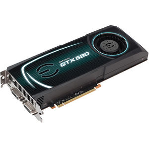 EVGA 015-P3-1580-AR GeForce 580 Graphic Card - 772 MHz Core - 1.50 GB GDDR5 - PCI Express 2.0 x16