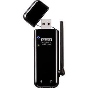 Creative 70SB117000004 Sound Blaster Wireless for iTunes