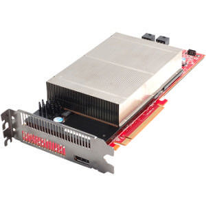 AMD 100-505692 FirePro V9800P Graphic Card - 4 GB GDDR5 - PCI Express 2.1 x16 - Dual Slot